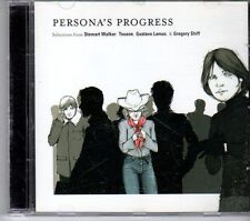 (FD875) Personas Progress, Mixed By Stewart Walker - 2006 CD