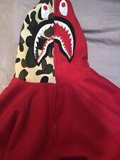 Bape Shark Hoodie XXL