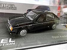OPEL Kadett D GT/E Sport schwarz black 1983 - 1984 IXO Altaya Sonderpreis 1:43