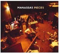 Manassas - Pieces NEW CD