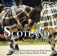 Music Of Scotland Song And Dance [CD]