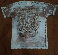 Men's Affliction t-shrit size large