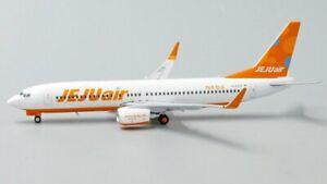 Jeju Air Boeing 737-800 HL8318 JC Wings JC4JJA199 XX4199 Scale 1:400