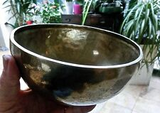 SINGING BOWL BOWL SINGING NEPAL TIBET INDIA BRASS
