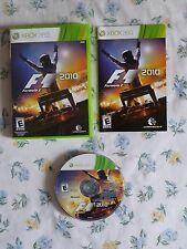MINT / BRAND NEW condition F1 2010 - Xbox 360 RN30