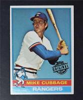 2015 Topps Stamped Buyback 1976 #615 Mike Cubbage - VgEx+