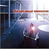 Van der Graaf Generator - Trisector (2008)  CD  NEW/SEALED  SPEEDYPOST