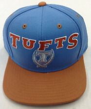 NCAA Tufts University Jumbos Adidas Snap Back Cap Hat Beanie Style# NG08Z NEW!