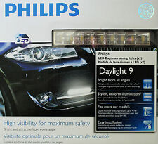Philips LED Tagfahrlicht 6000 Kelvin Xenon-Effekt DayLight 9xLuxeon 3 Generation