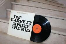 original Lp bob dylan soundtrack / Pat Garrett & Billy the kid
