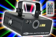 """SHOWTEC """"Galactic RGB-300""""  DMX RGB Grafik Laser mit Fernbedienung! 320mW!"""