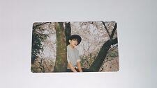 BTS Bangtan V TAEHYUNG In The Mood For Love Kayo Nenka Pt 1 OFFICIAL Photocard