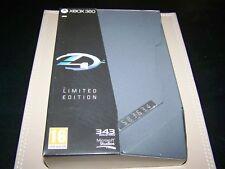 Halo 4 Limited Edition  Xbox 360 **New & Sealed** (Minor Marks)