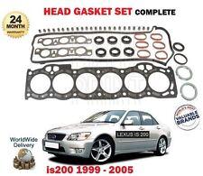 pour Lexus IS200 2.0 1/1999-12/2005 Neuf Joint de culasse Set qualité fabricant