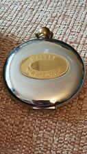 Dalvey 'Oakleaf' Stainless Steel Vintage Compass in Gift Box