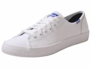 Keds Women's Kickstart Sneakers Low Top White/Blue