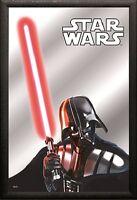 Star Wars Darth Vader Nostalgia Espejo de BAR Espejo 22 X 32cm Oferta