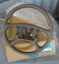 NOS Pontiac STEERING WHEEL 91 92 93 Grand Prix Sunbird Grand Am 1991 1992 1993