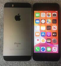 Apple iPhone SE - 32GB - Space Gray (Unlocked) A1662 (CDMA + GSM)
