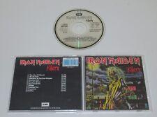 IRON MAIDEN/KILLERS(EMI CD-FA 122/CDM 7 52019 2) CD ALBUM