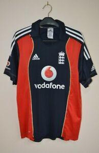 Authentic Adidas England One-Day Cricket Shirt BNWT Medium