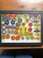 48 Vintage Old Tobacco Tags Very Nice And Rare LOOK Cool Stuff