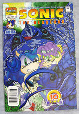 SONIC THE HEDGEHOG #96 VHTF NEWSSTAND Variant Excellent Copy! Archie Adventure