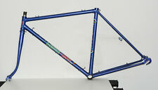 Cadre Francesco MOSER de vélo vintage 1970s France old bicycle frameset