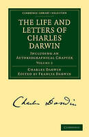 The The Life and Letters of Charles Darwin 3 Volume Paperback Set The Life and L