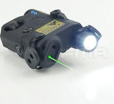 FMA PEQ LA5 Upgrade Version LED White light + Green laser with IR Lenses BK 0075