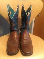 Ariat Ranchero Cowboy Boots Sz 11  D Men's
