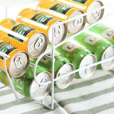 Kitchen Can Dispenser Storage Organizer Fresh Rack Holder Cupboard Shelf WH3