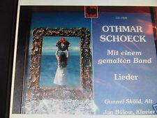 OTHMAR SCHOECK Mit Einem Gemalten Band G SKOLD Gallo