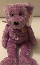 TY Beanie Baby DABBLES the Teddy Bear (BBOM May 2006) Plush Stuffed MWMT New