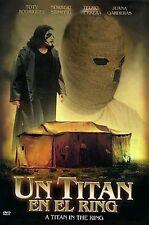 A Titan in the Ring, Un Titan en el Ring (DVD, Ecuador with English subs, 2004)