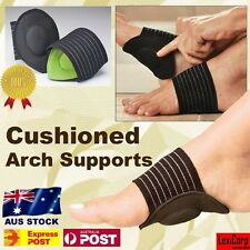 STRUTZ Arch Support - Shock Absorber Cushion Relief for Achy Tired Flat Feet