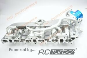 RB20DET intake manifold RB20 plenum 90mm Throttle body