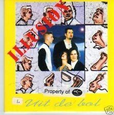 (350P) IIlusions, Uit De Bol - 1995 CD