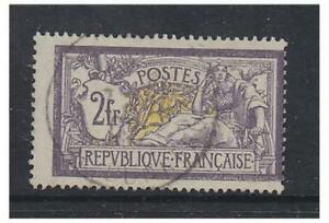 France - 1900/1906, 2f Deep Lilac & Buff - F/U - SG 307