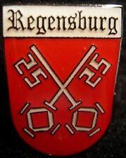 Regensburg - new  German Hat Lapel Pin HP6010