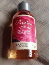 L'Occitane Pivoine Flora Shower Gel - Brand New - 75ml