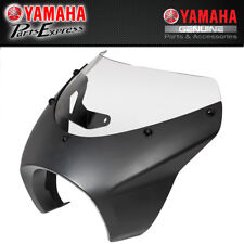GENUINE YAMAHA RAIDER S SCL FRONT BULLET COWL WINDSCREEN PRIMER 29P-F83J0-S0-00