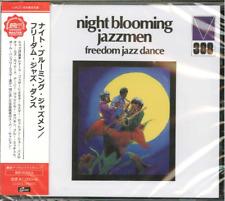 NIGHT BLOOMING JAZZMEN-FREEDOM JAZZ DANCE-JAPAN CD Ltd/Ed B63