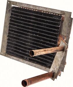 "1971-76 Mopar B-Body Copper/Brass Heater Core (6-3/4"" X 8"" X 2"") w/o AC"