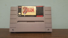 The Legend of Zelda: A Link to the Past  Super Nintendo  CART ONLY