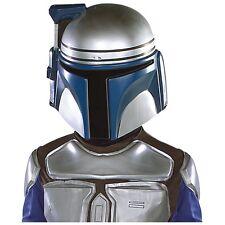 Jango Fett Kids Mask Star Wars Halloween Fancy Dress Costume Accessory