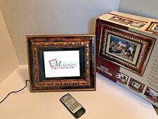 "Digital Photo Frame 8"" LCD 1GB  LCD Memories works Great"