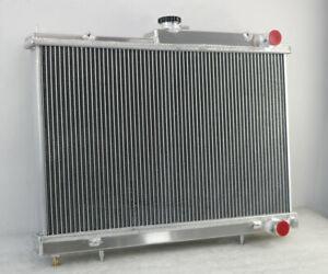 3 Row Radiator For Nissan Skyline R33 GTR GTS GTST R34 GTT RB25DET RB26DETT New