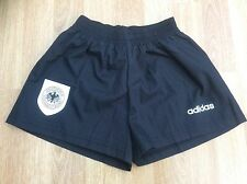 INFANT ADIDAS GERMANY DEUTSCHER FUSSBALL BUND FOOTBALL SHORTS BLACK AGE 2-3 YEAR