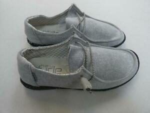 HEY DUDE WENDY STONE WOMEN'S SHOES sz 10 as is